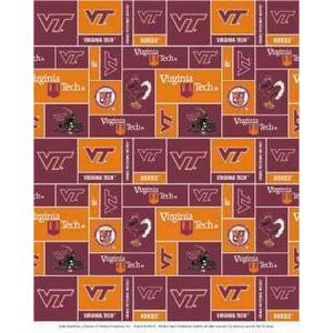 Anti-Pill Virginia Tech Fleece B376