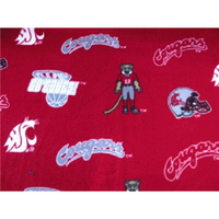 Anti-Pill Washington State University Fleece B423