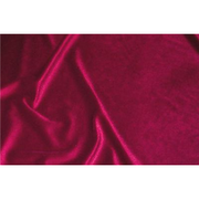 Steam Velour CRANBERRY
