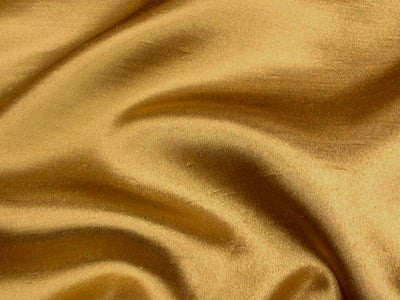 Shantung Satin DARK GOLD STS-15
