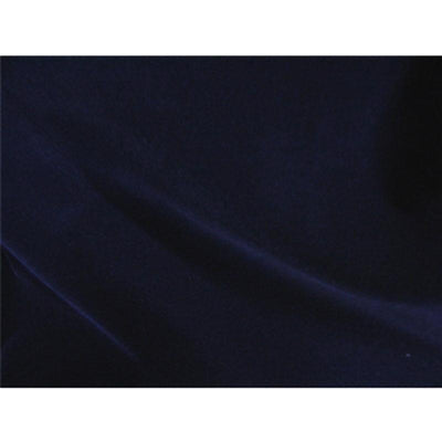 Dark Navy Velveteen Flocking Light Weight