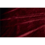 Steam Velour DARK BURGUNDY