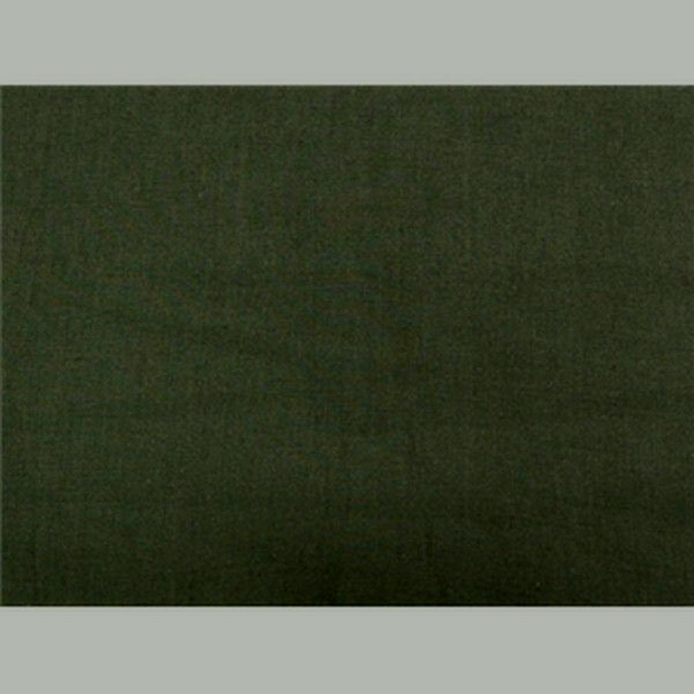 Poly/Cotton Broad Cloth Solids DARK OLIVE