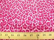 Hot Pink Leopard Spandex SP-40