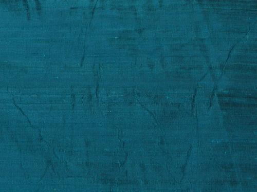 "Silk Dupioni 54"" TEAL"