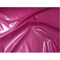 Fetish Wet Stretch Vinyl PVC FUCHSIA