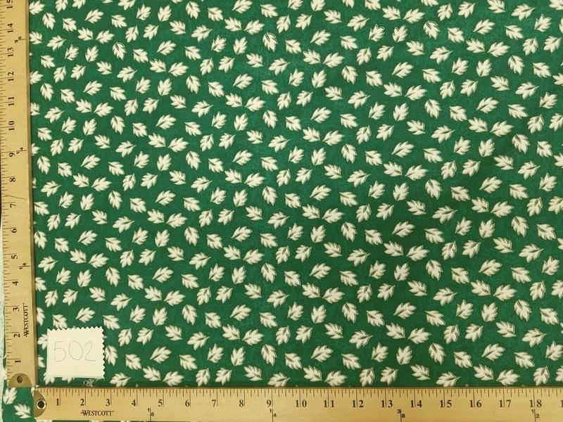 Green Palms Hawaiian Floral Cotton HP-502
