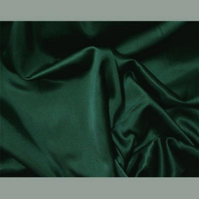 Stretch Heavy Weight Lamour Dull Satin HUNTER GREEN SLS-16