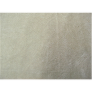 "Stretch Ultra Soft Cuddle Fur 1/8"" Pile IVORY"