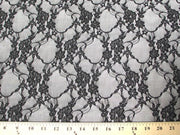 Circle Stretch Lace BLACK SL-20