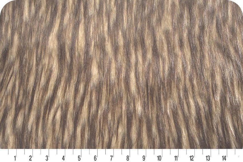 Falcon Fur Beige/Brown MF-1