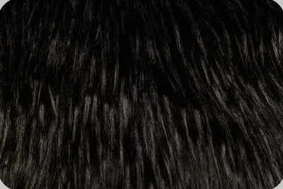 Falcon Fur Black/Black MF-2