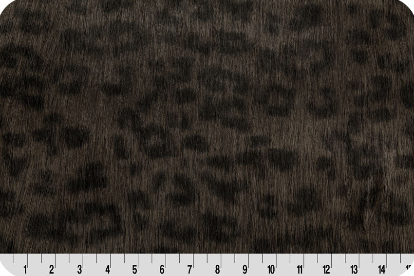 Black Panther Fur Black/Gray MF-42