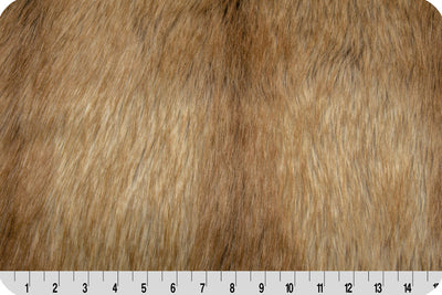 Fox Tail Fur Gold MF-48