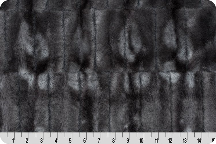 Embossed Beaver Fur Steel MF-70