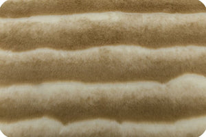 Wild Chinchilla Fur Beige/Ivory MF-71