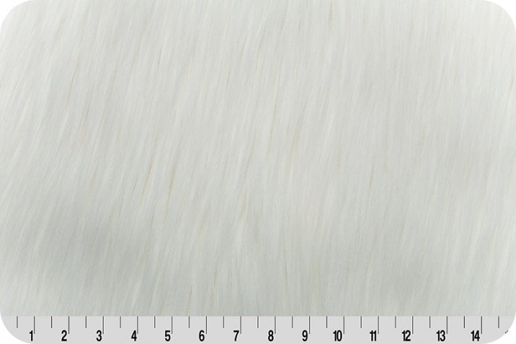 Monster Fur White MF-79