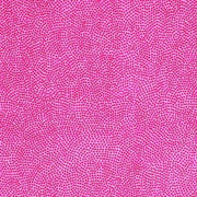 Micro Dot Metallic Foil Spandex HOT PINK