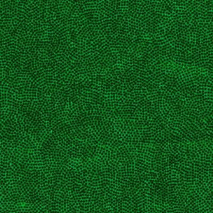 Micro Dot Metallic Foil Spandex KELLY GREEN