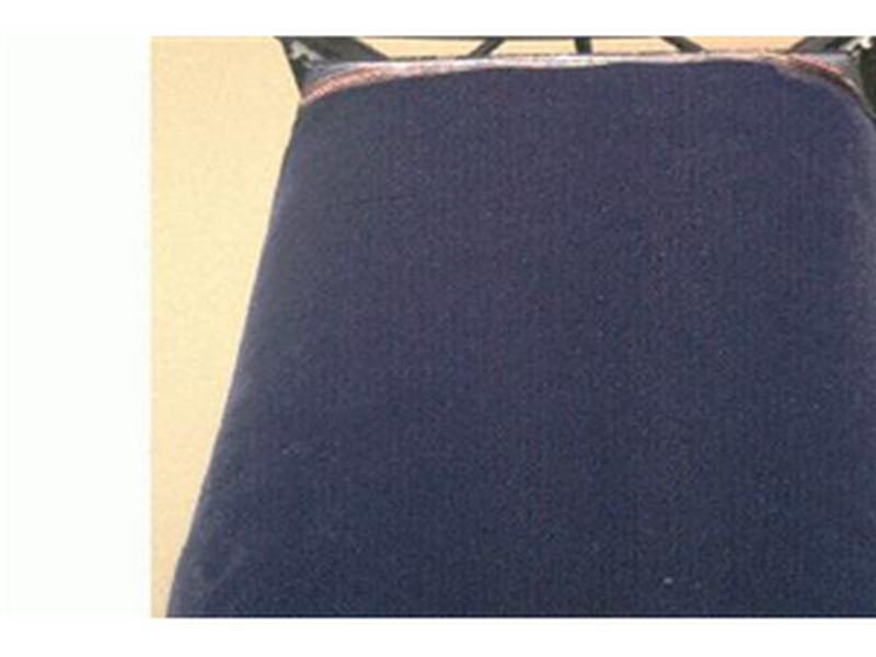Plush Triple Velvet NAVY BLUE