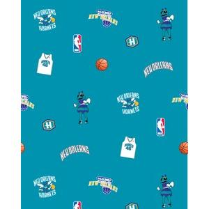 Anti-Pill New Orleans Hornets Fleece B321