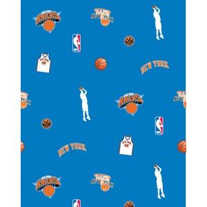 Anti-Pill New York Knicks Fleece B322