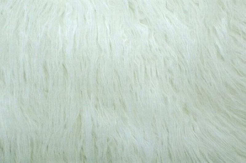 Mongolian Fur OFF WHITE