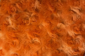 Rose Bud Fur ORANGE