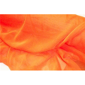 Chiffon 44 Inch Wide ORANGE