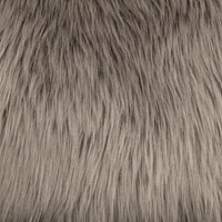 SWATCHES Long Pile Shaggy Fur