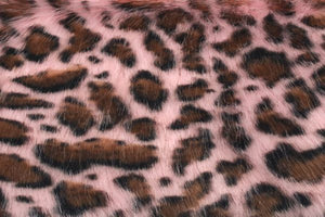 Pink Panther Minky Fur MF-19