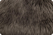 Long Pile Shaggy Fur PEWTER