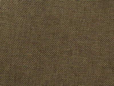 Polyester Linen BROWN