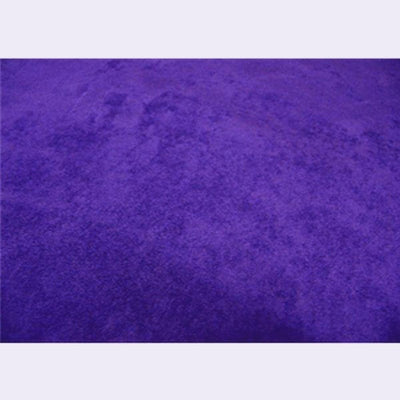 Upholstery Micro Suede PURPLE LOT 2
