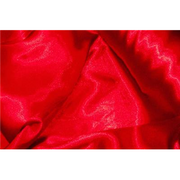 Charmeuse Silky Satin 44 Inch Width RED