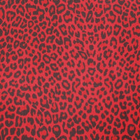 Red Leopard Spandex SP-11