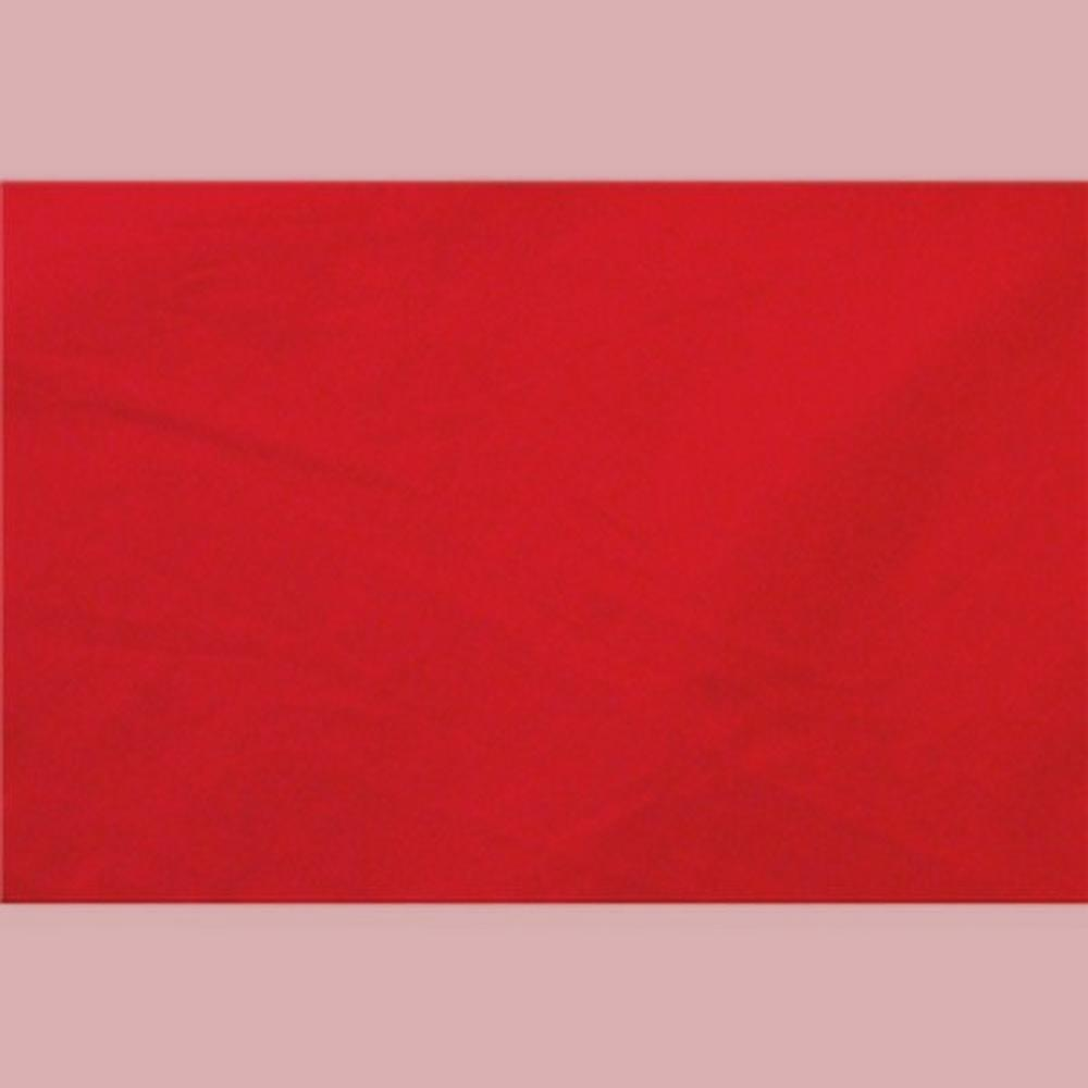 Poly/Cotton Broad Cloth Solids RED