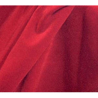 Plush Triple Velvet RED