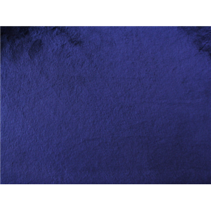 "Stretch Ultra Soft Cuddle Fur 1/8"" Pile ROYAL PURPLE"