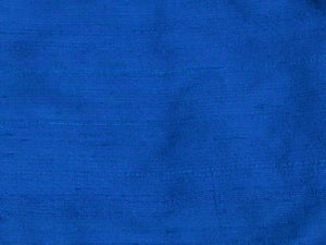 "Silk Dupioni 54"" ROYAL BLUE"