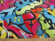 Graffiti Spandex SP-66