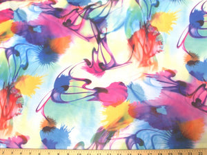 Water Colors Spandex SP-57