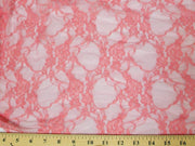 Circle Stretch Lace CORAL SL-44