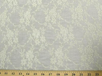 Circle Stretch Lace IVORY SL-40