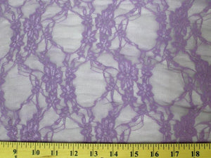 Circle Stretch Lace LAVENDER SL-47