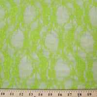 Circle Stretch Lace LIME SL-23