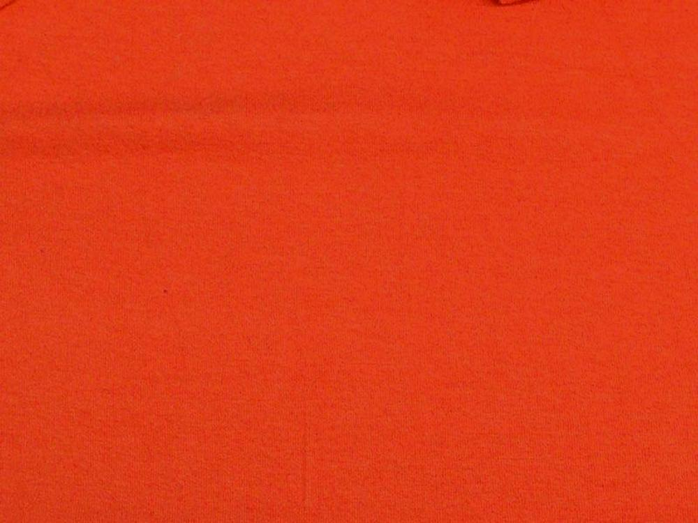 7 Ounce Cotton Jersey Spandex Knit TANGERINE