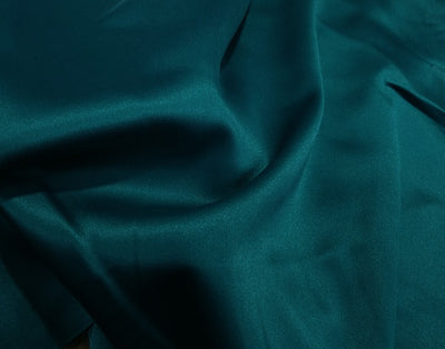 Stretch Heavy Weight Lamour Dull Satin TEAL GREEN SLS-24