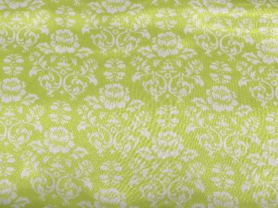 Victorian Damask APPLE GREEN