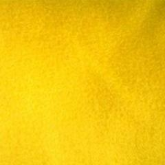 Yellow Solid Fleece